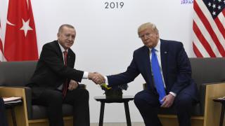 Bloomberg: Οι ΗΠΑ έχουν καταλήξει σε συγκεκριμένες κυρώσεις κατά της Τουρκίας