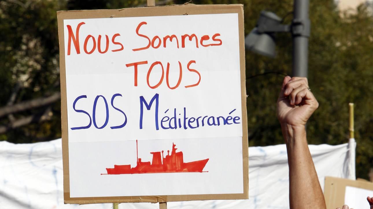 Σαλβίνι κατά Γαλλίας λόγω δωρεάς σε ΜΚΟ «για μια νέα εκστρατεία διάσωσης μεταναστών»