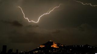 Έρχεται η κακοκαιρία «Αντίνοος» με ισχυρές βροχές και καταιγίδες