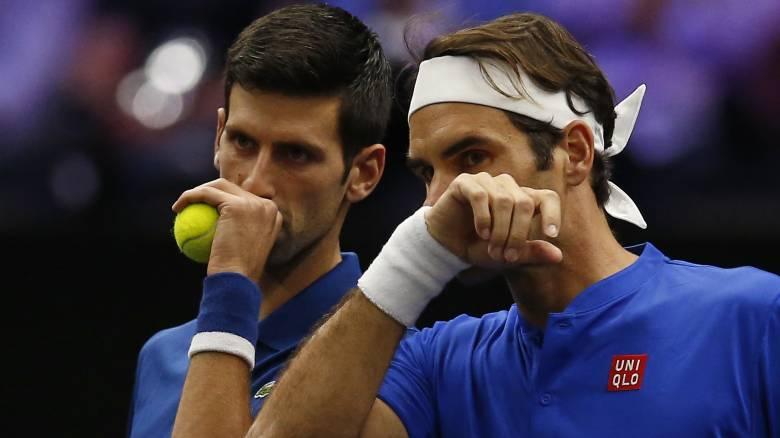 Μάχη των… παλιών στο Wimbledon: Φέντερερ και Τζόκοβιτς διεκδικούν το τρόπαιο