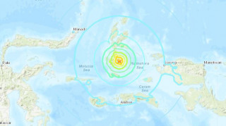 Ισχυρός σεισμός στην Ινδονησία: Πανικοβλήθηκαν οι κάτοικοι