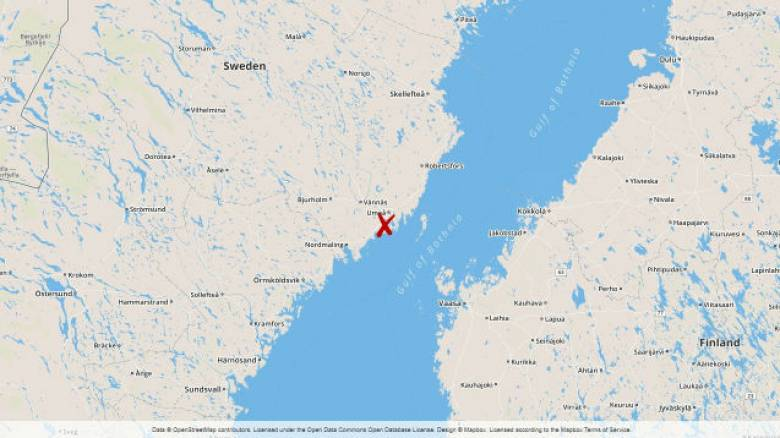 Συντριβή αεροσκάφους με εννέα νεκρούς στη Σουηδία