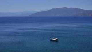 Βυθίστηκε ιστιοφόρο σκάφος στην Παλαιά Επίδαυρο