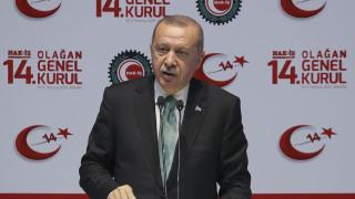 Ερντογάν: Ο Τραμπ μπορεί να άρει τις πιθανές κυρώσεις σε βάρος της Τουρκίας