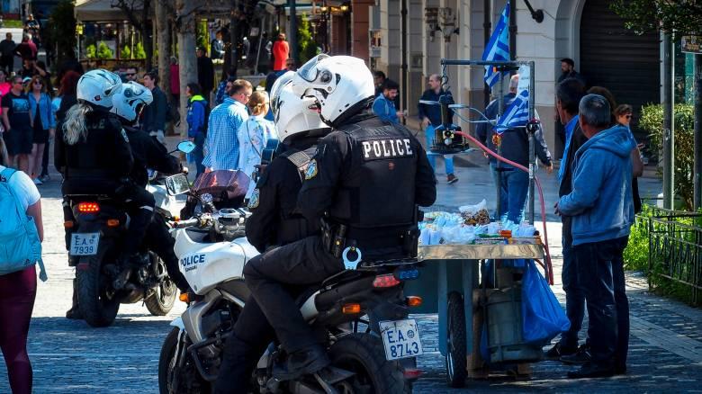 Επιστρέφουν οι αποσπασμένοι: Στους δρόμους ακόμη 80 αστυνομικοί της ΔΙ.ΑΣ.
