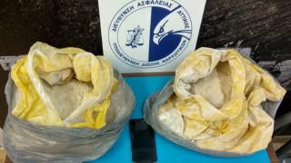 Συνελήθη στο «Ελ. Βενιζέλος» 50χρονος που μετέφερε 6,1 κιλά ηρωίνης