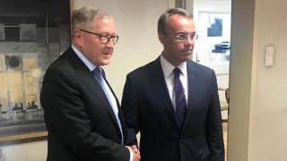Ενημέρωση για το φορολογικό νομοσχέδιο ζήτησαν οι θεσμοί από τον Χρήστο Σταϊκούρα