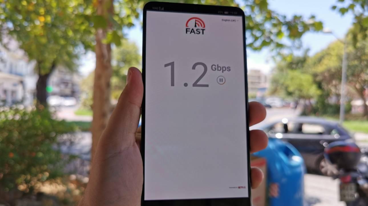 Στην Καλαμάτα Wind και Huawei δοκιμάζουν 5G