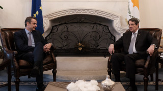 Επικοινωνία Μητσοτάκη - Αναστασιάδη: Στις 29 Ιουλίου η επίσκεψη του πρωθυπουργού στην Κύπρο