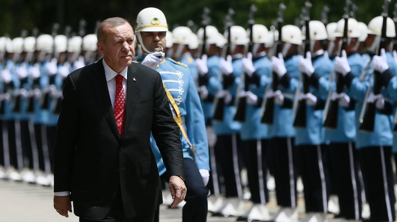 Ερντογάν: Μέχρι τον Απρίλιο του 2020 οι S-400 θα έχουν εγκατασταθεί εντελώς