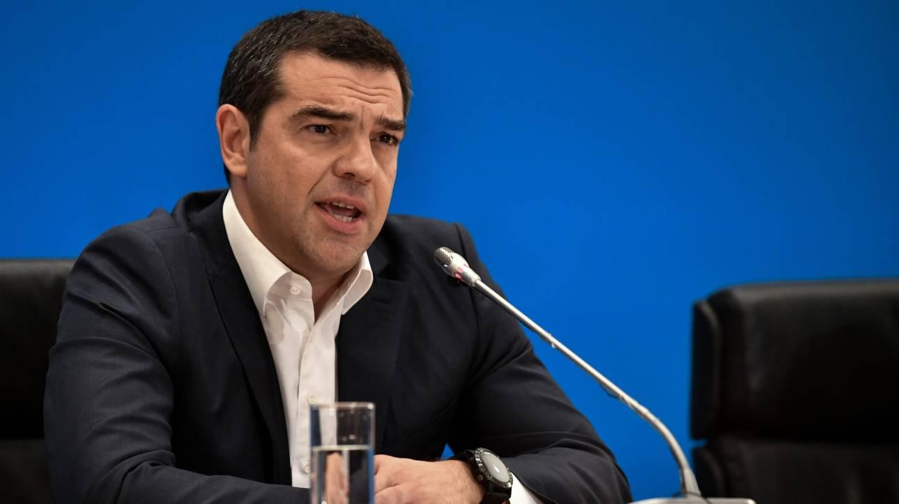 Τσίπρας: Θα κρατήσει τη βουλευτική έδρα της Αχαΐας