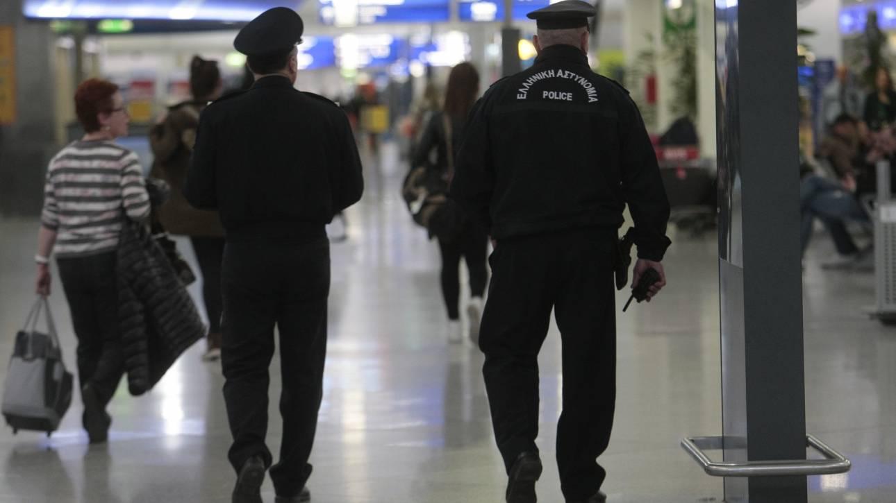 Μυτιλήνη: Συνελήφθη στο αεροδρόμιο με τμήματα από το απολιθωμένο δάσος