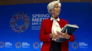 Παραιτήθηκε από επικεφαλής του ΔΝΤ η Κριστίν Λαγκάρντ