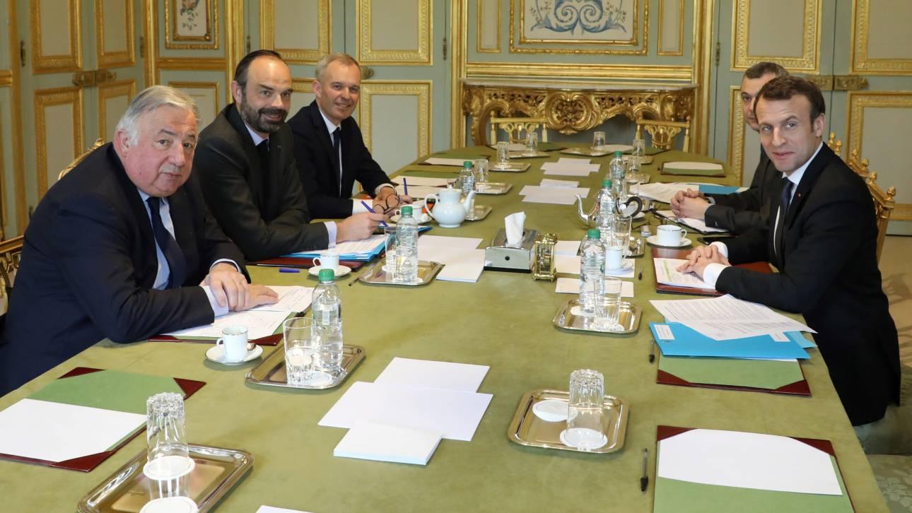 Γάλλος υπουργός παραιτήθηκε μετά από σκάνδαλο για υπερβολικές δαπάνες