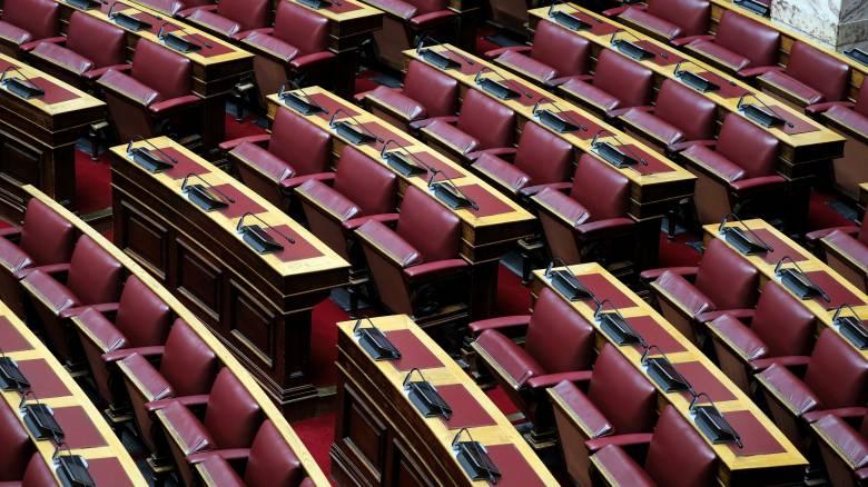 Σήμερα η ορκωμοσία της νέας Βουλής