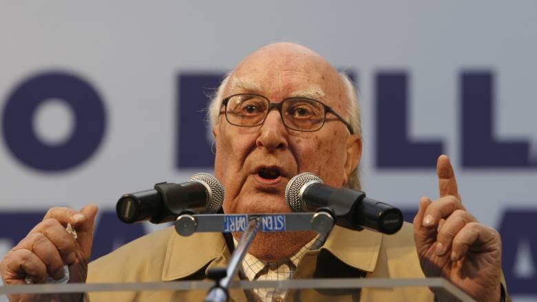 Αντρέα Καμιλέρι: Πέθανε ο «μπαμπάς» του διάσημου επιθεωρητή Μονταλμπάνο