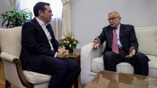Η συνάντηση Τσίπρα - Ρέγκλινγκ έβγαλε ειδήσεις