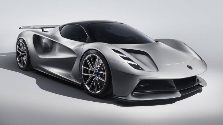Με 2.000 ίππους η ηλεκτρική Lotus Evija είναι το πιο ισχυρό μοντέλο παραγωγής στον κόσμο