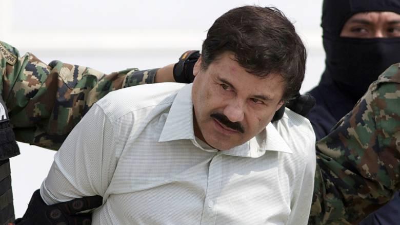 Ισόβια κάθειρξη στον βαρόνο των ναρκωτικών Ελ Τσάπο