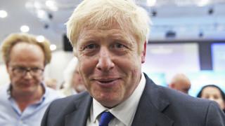 Ο Τζόνσον είναι ο πρώτος Βρετανός πολιτικός που συγκέντρωσε τα περισσότερα χρήματα για εκστρατεία