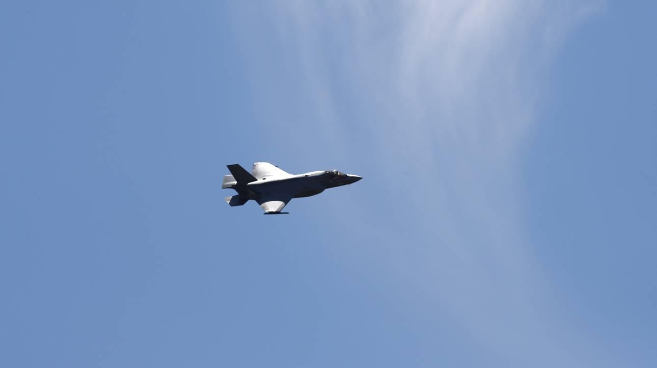 Νέο μήνυμα από ΗΠΑ: Αδύνατη η συμμετοχή της Τουρκίας στην παραγωγή των F-35 λόγω των S-400
