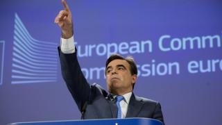 Ο Μαργαρίτης Σχοινάς ο νέος Έλληνας Επίτροπος στην Ευρωπαϊκή Επιτροπή