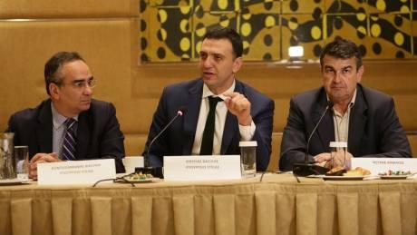 Κικίλιας: Σύμφωνο συνεργασίας τριετούς διάρκειας με όλους τους φορείς της Υγείας