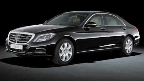 Το μεγάλο, παράνομο ταξίδι των θωρακισμένων Mercedes του Κιμ Γιονγκ Ουν