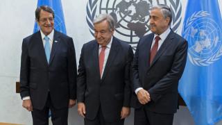 Κύπρος: «Ναι» Αναστασιάδη στην πρόταση Ακιντζί για άτυπη διάσκεψη