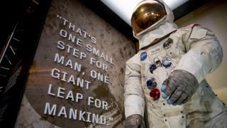 50η επέτειος προσελήνωσης: Αφιερωμένο στη διαστημική αποστολή Apollo 11 το Google Doodle