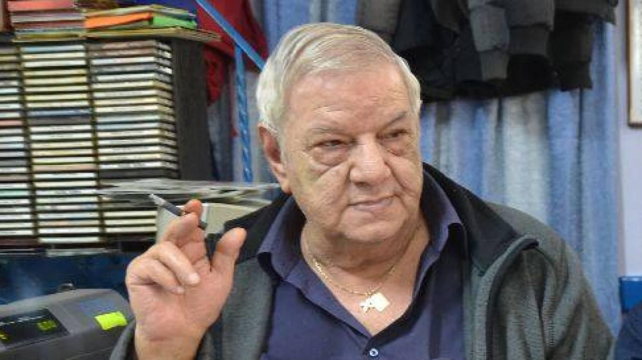 Πέθανε ο λαϊκός τραγουδιστής Νίκος Δεμίρης