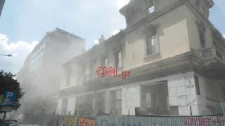 Μεγάλος σεισμός στην Αθήνα: Οι πρώτες εικόνες