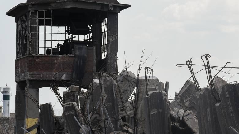 Σεισμός Αθήνα: Κατέρρευσε ο ιστορικός ταινιόδρομος στη Δραπετσώνα