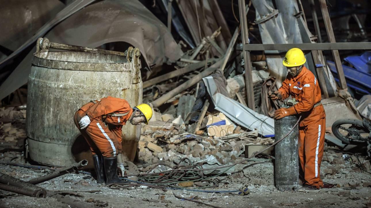 Κίνα: Ισχυρή έκρηξη σε εργοστάσιο αεριοποίησης - Δύο νεκροί και πολλοί αγνοούμενοι
