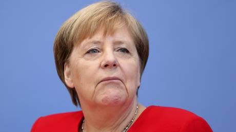 Μέρκελ: Καλή είδηση η εκλογή της Ούρσουλα φον ντερ Λάιεν