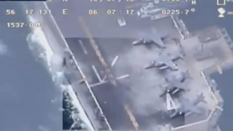 ΗΠΑ και Ιράν αλληλοδιαψεύδονται για τη κατάρριψη του drone
