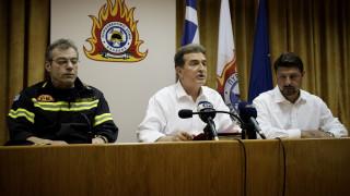 Σεισμός στην Αττική - Χρυσοχοΐδης: Δεν θα φύγουμε, δεν θα κοιμηθούμε πριν περάσει κάθε κίνδυνος