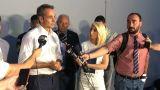 Σεισμός στην Αττική: Στο Ενιαίο Συντονιστικό Κέντρο ο Κυριάκος Μητσοτάκης
