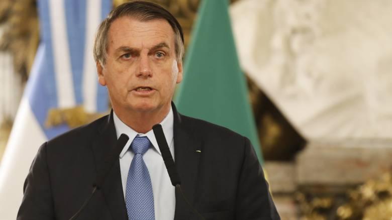 Μπολσονάρου: Μέγα ψέμα ότι οι άνθρωποι στη Βραζιλία πεινάνε