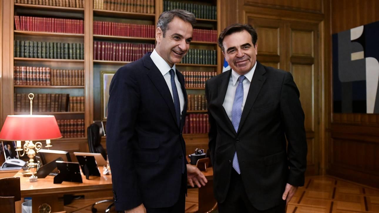 Μαργαρίτης Σχοινάς: Το «comeback» στην Κομισιόν και γιατί ο Μητσοτάκης δεν επέλεξε τον Σαμαρά