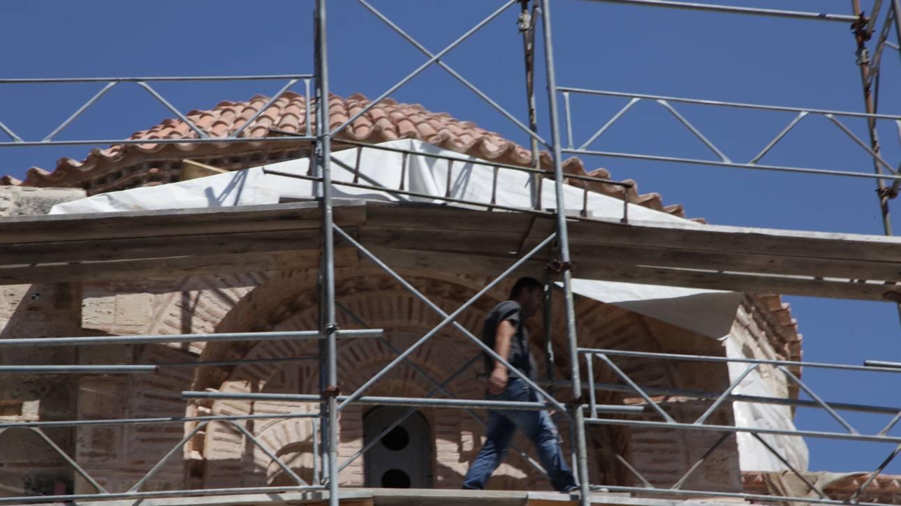 Σεισμός Αθήνα: Κλειστή η Μονή Δαφνίου
