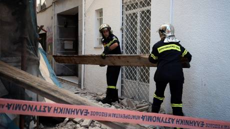 Σεισμός Αθήνα: Συνεχίζονται οι καταγραφές ζημιών στην πρωτεύουσα - Πού εντοπίζονται προβλήματα