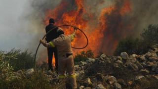 Πολύ υψηλός κίνδυνος πυρκαγιάς για την Κυριακή