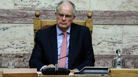 Τασούλας: Απολύτως λειτουργική η Βουλή μετά το σεισμό