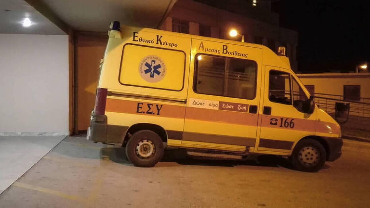 Τραγωδία στην Εγνατία Οδό: Νταλίκα παρέσυρε και σκότωσε οδηγό που είχε σταθμεύσει στη ΛΕΑ