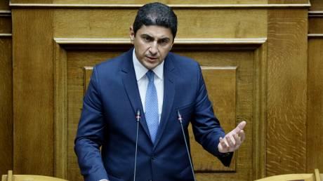 Προγραμματικές Δηλώσεις - Λ. Αυγενάκης: Διαφάνεια κι εξάλειψη των φαινομένων βίας