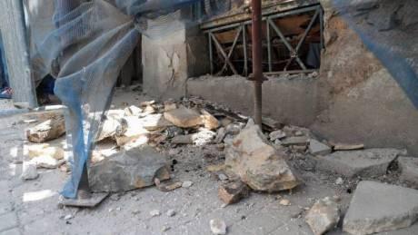 Σεισμός Αθήνα – Νέο βίντεο: Στιγμές πανικού σε σούπερ μάρκετ όπου όλα καταρρέουν