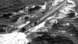 Εντοπίστηκε γαλλικό υποβρύχιο που είχε εξαφανιστεί 50 χρόνια πριν