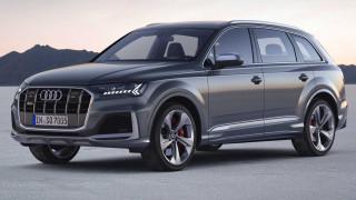 Η Audi ανανεώνει τόσο το Q7 όσο και το κορυφαίο SQ7 των 435 ίππων