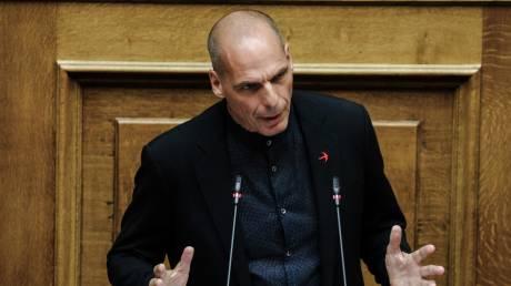 Βαρουφάκης στη Βουλή: Το ΜέΡΑ25 δεν θα υπερψηφίσει τις προγραμματικές δηλώσεις